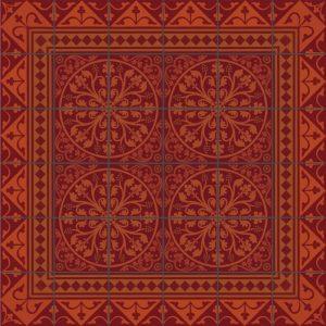 DEC-1201-RED , DEC-1202-RED & DEC-1203-RED