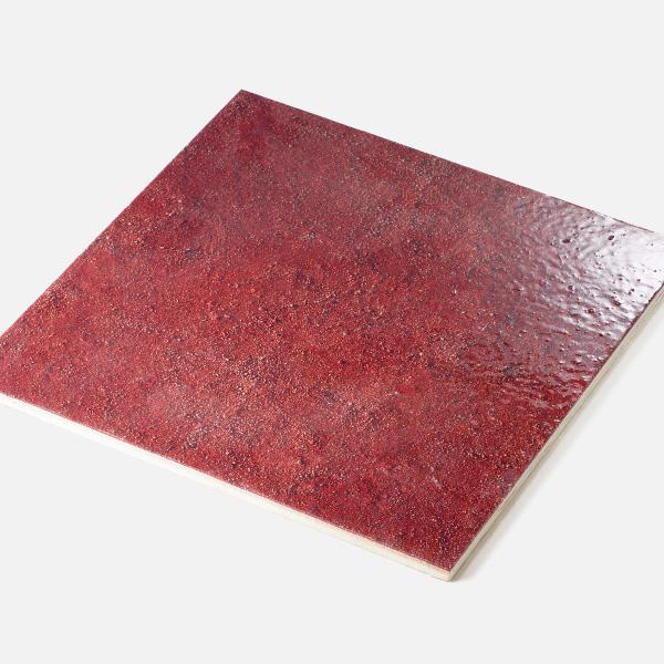 土の写真をプリントしたタイルです。 床タイルの場合、屋内の床タイル(グロス、またはマット)や屋外の床タイル(マット:スリップ防止)から表面の加工をお選び頂けます。 他Pタイルや壁タイルとしても製作が可能です。 室内に野外のイメージを再現するなど、商業施設・飲食店などの床タイル材として、空間のアクセントとしてご使用頂けます。