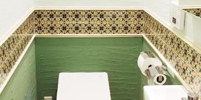 CRIOS メキシカンタイル<br>個人宅トイレ