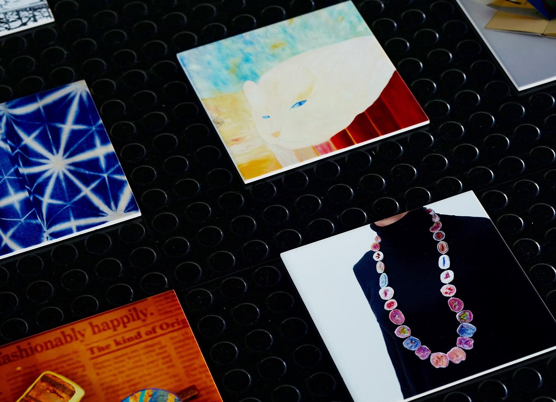 焼成タイル,印刷,特注建材,プリント,施工事例,CRIOS